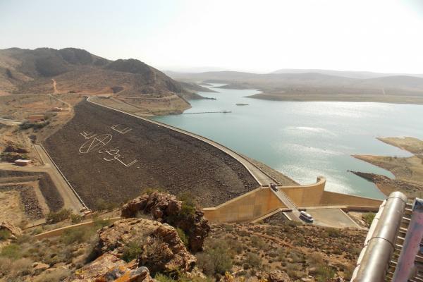 Агадирское водохранилище фото