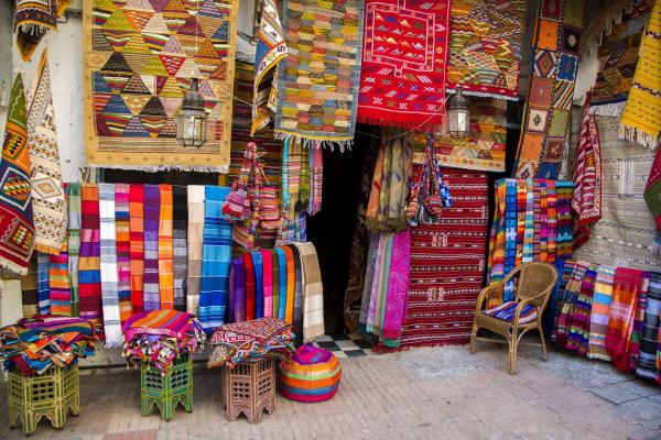 Рынок Эль-Ахад фото