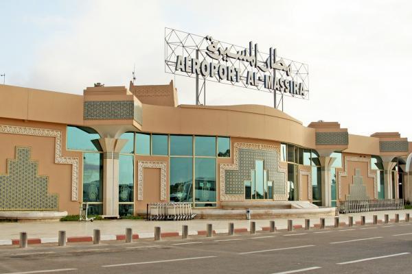 Аэропорт Агадира Аль-Массира фото