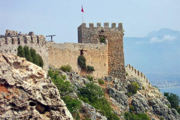 Alanya Fortress photo