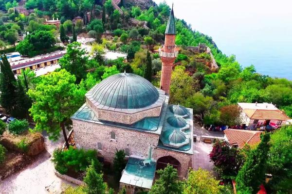 Suleymaniye Mosque photo