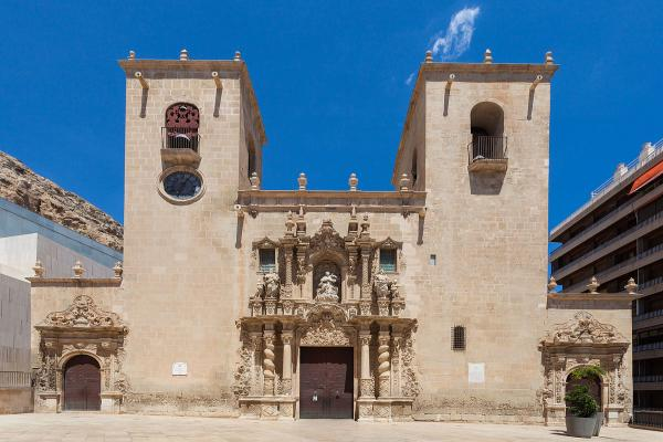 Базилика Санта-Мария фото