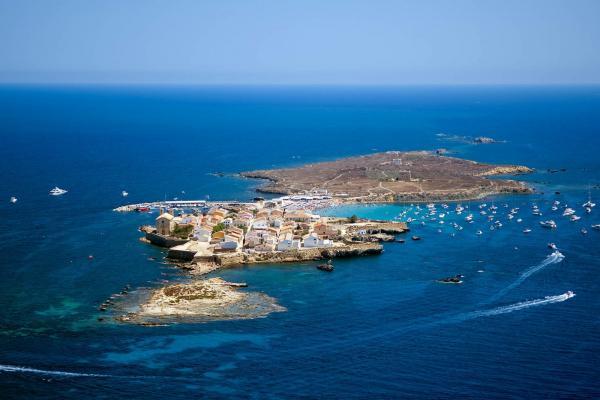 Остров Табарка фото