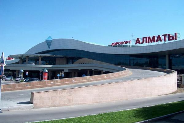 Аэропорт Алматы фото