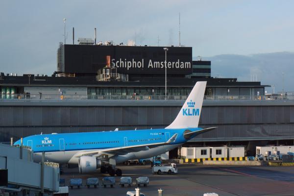 Аэропорт Амстердама Схипхол фото