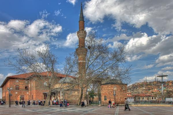 Мечеть Хаджи Байрама фото