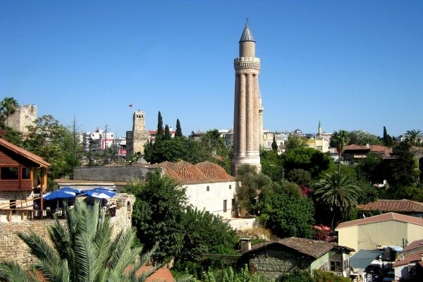 Minaret Yivli photo