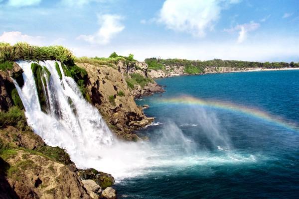 Waterfalls Duden photo