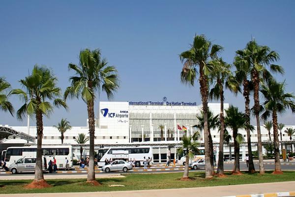 Аэропорт Анталии фото