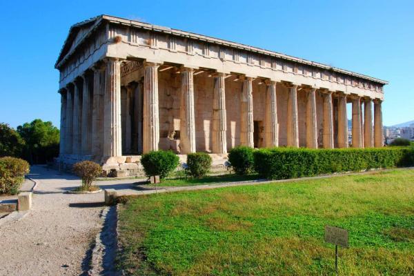 Temple of Hephaestus photo
