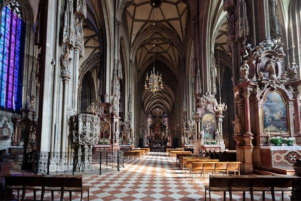 Собор Святого Стефана фото