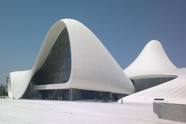 Heydar Aliyev Center photo