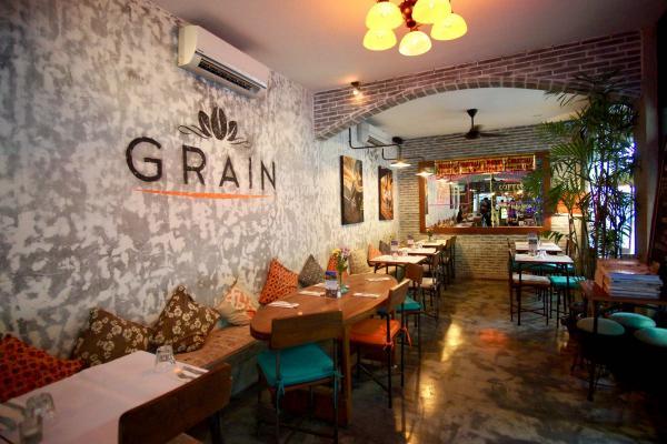 Grain photo