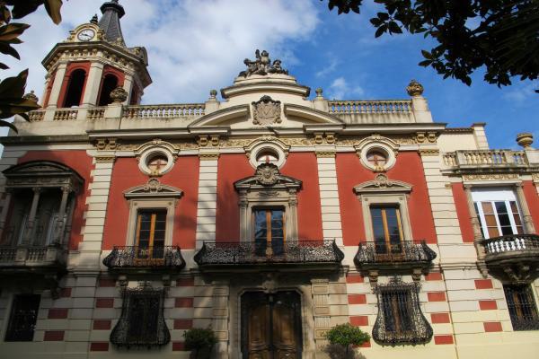 Residencia Salesiana Marti-Codolar фото