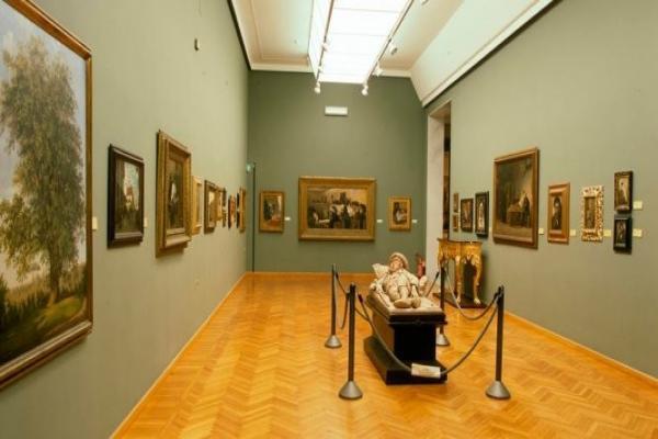 Художественный музей фото