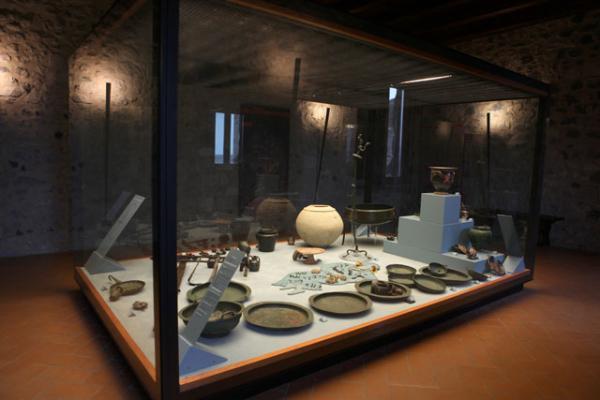 Археологический музей фото