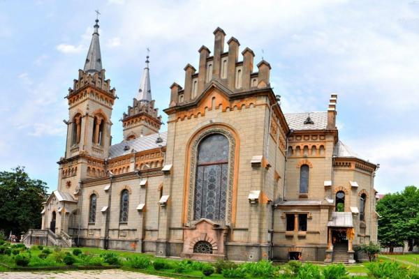Кафедральный собор фото
