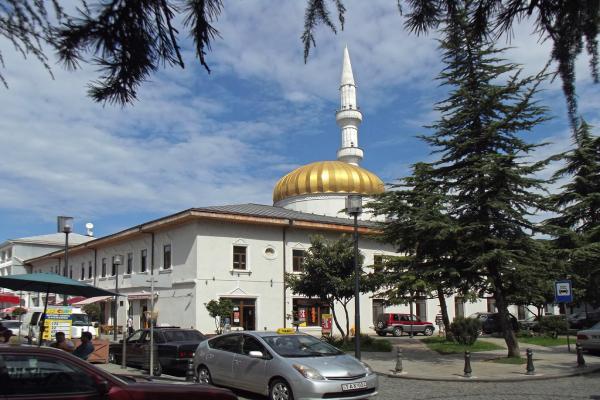 Мечеть Орта Джаме фото
