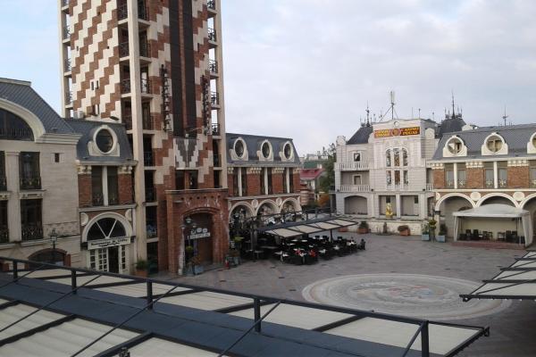 Piazza photo