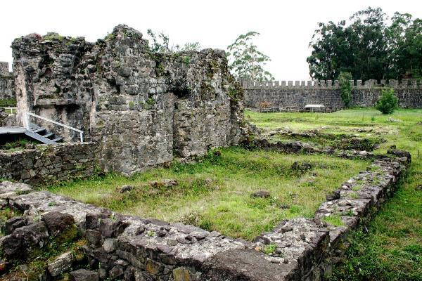 Гонио-Апсаросская крепость фото