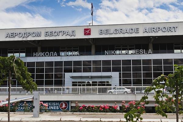 Аэропорт Белграда Никола Тесла фото