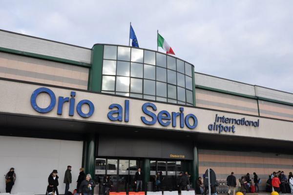 Аэропорт Бергамо Орио-аль-Серио фото