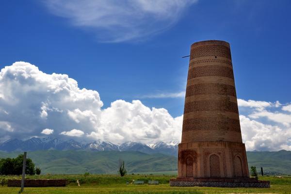 Burana Tower photo