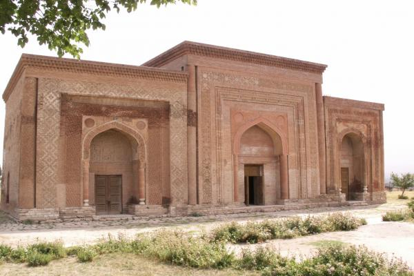 Uzgen historical and architectural complex photo