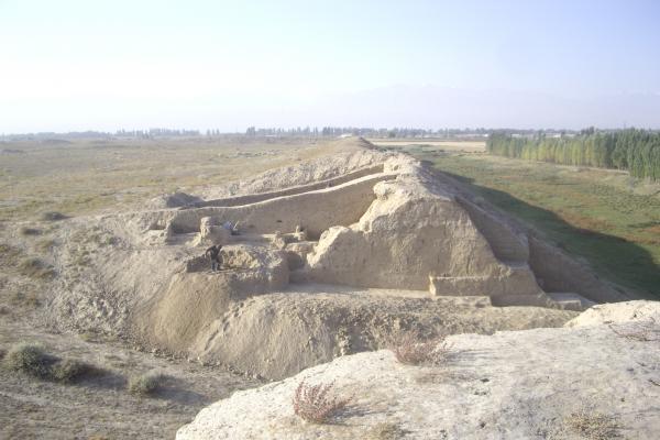 Krasnorechenskoe ancient settlement photo