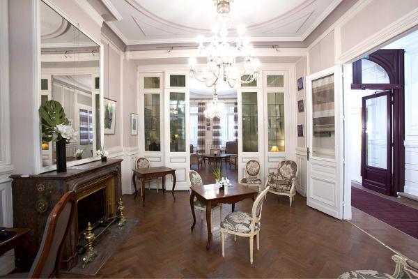 Best Western Grand Hotel Francais фото