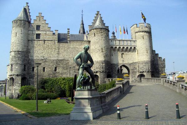 Антверпен фото