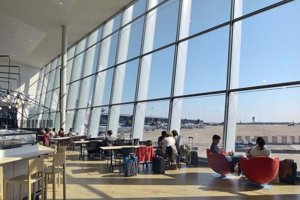 Аэропорт Брюсселя фото