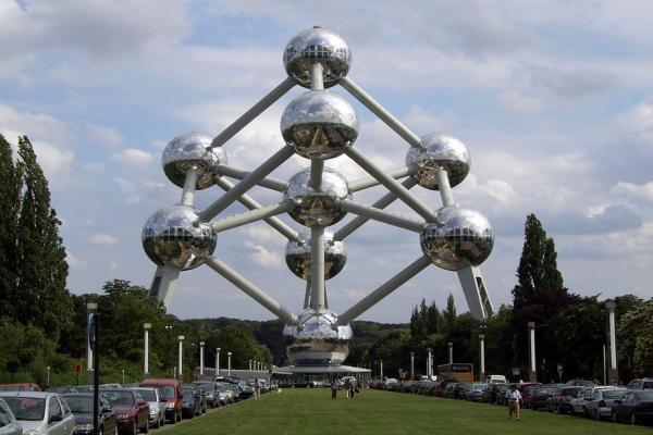 Atomium Monument photo