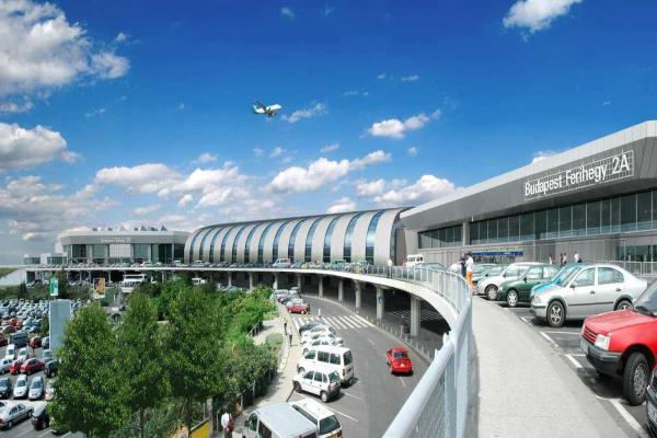 Аэропорт Будапешта фото