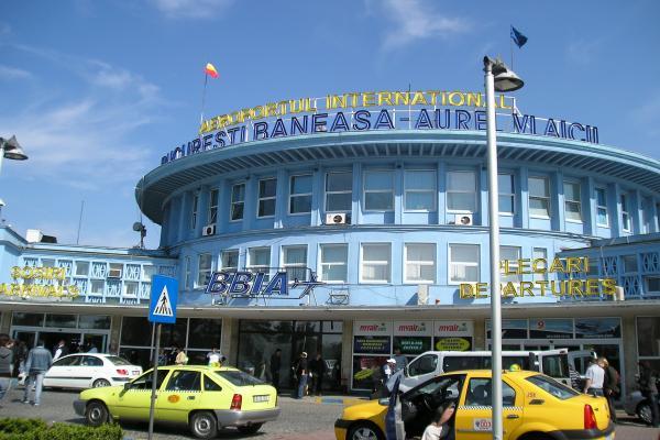 Аэропорт Бухареста имени Анри Коанды фото