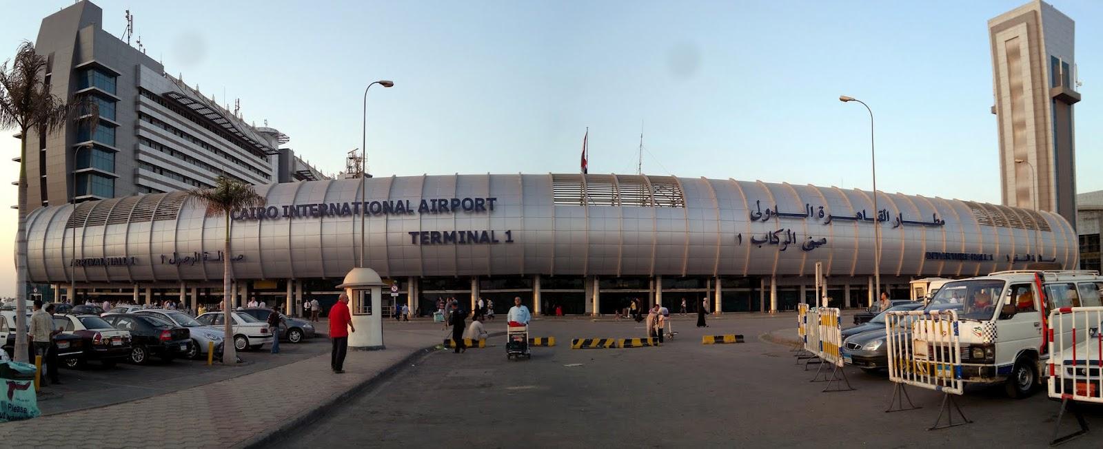 Аэропорт Каира фото