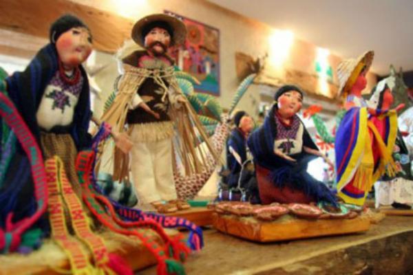 Foto del Museo de Arte Popular Mexicano
