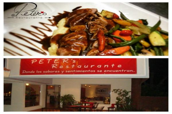 Foto de Peter´s Restaurante