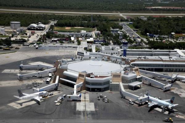 Аэропорт Канкуна фото