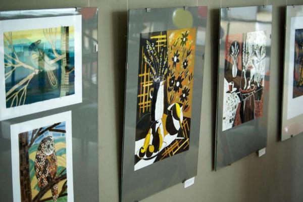 Выставочный зал Союза художников Челябинска фото