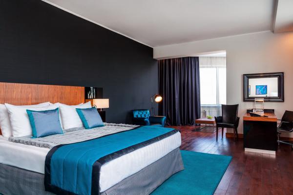 Radisson Blu Hotel фото