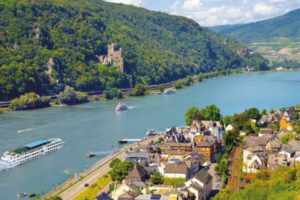 Долина Рейна фото