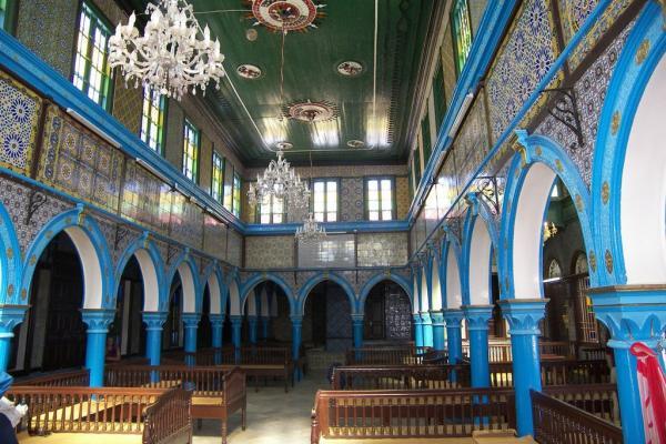 Synagogue of La Griba photo