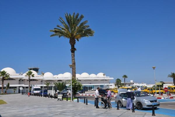 Аэропорт Джербы Зарсис фото