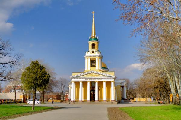 Transfiguration Cathedral photo