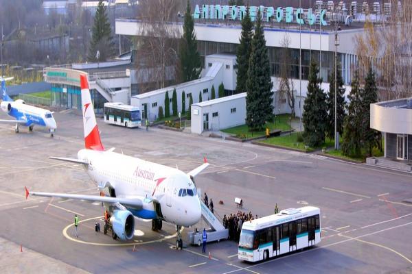 Аэропорт Днепра фото