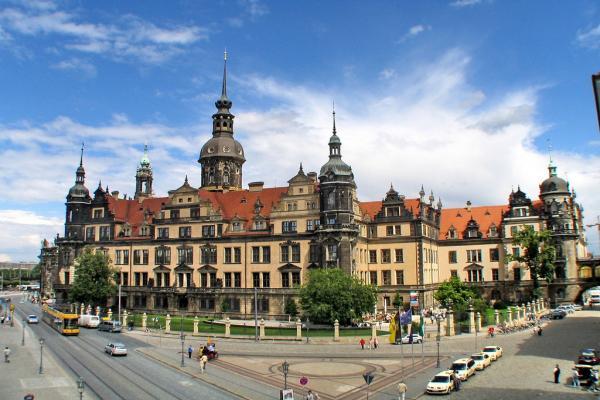 Dresden Castle photo