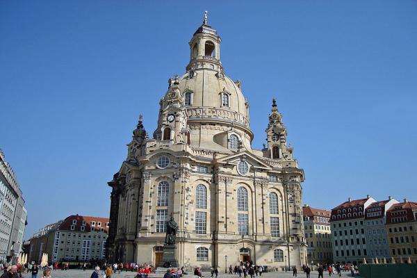 Church Frauenkirche photo