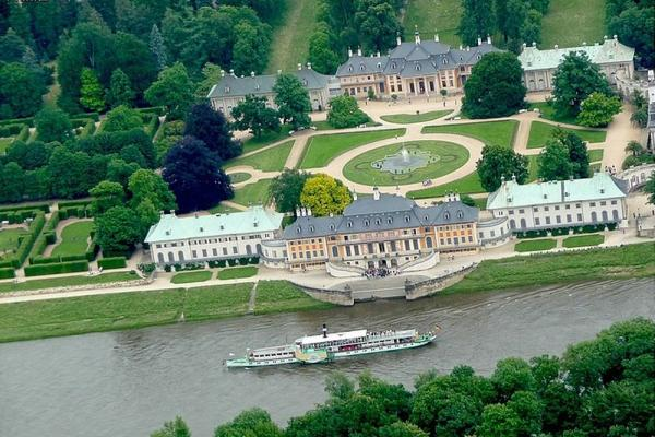Pilnitz Castle photo