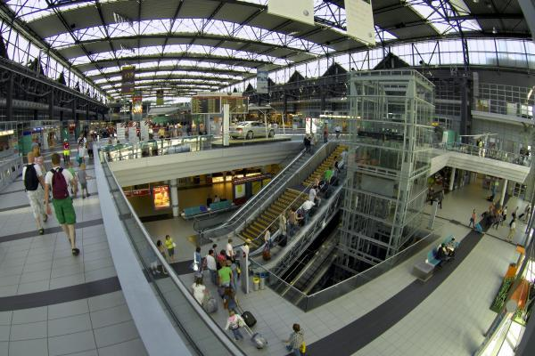 Аэропорт Дрездена фото